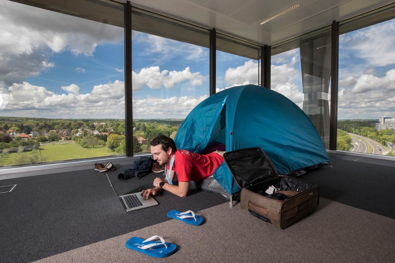 130517, Heerlen: hackathon, www.hack4smartservices.com. Foto: Marcel van Hoorn.