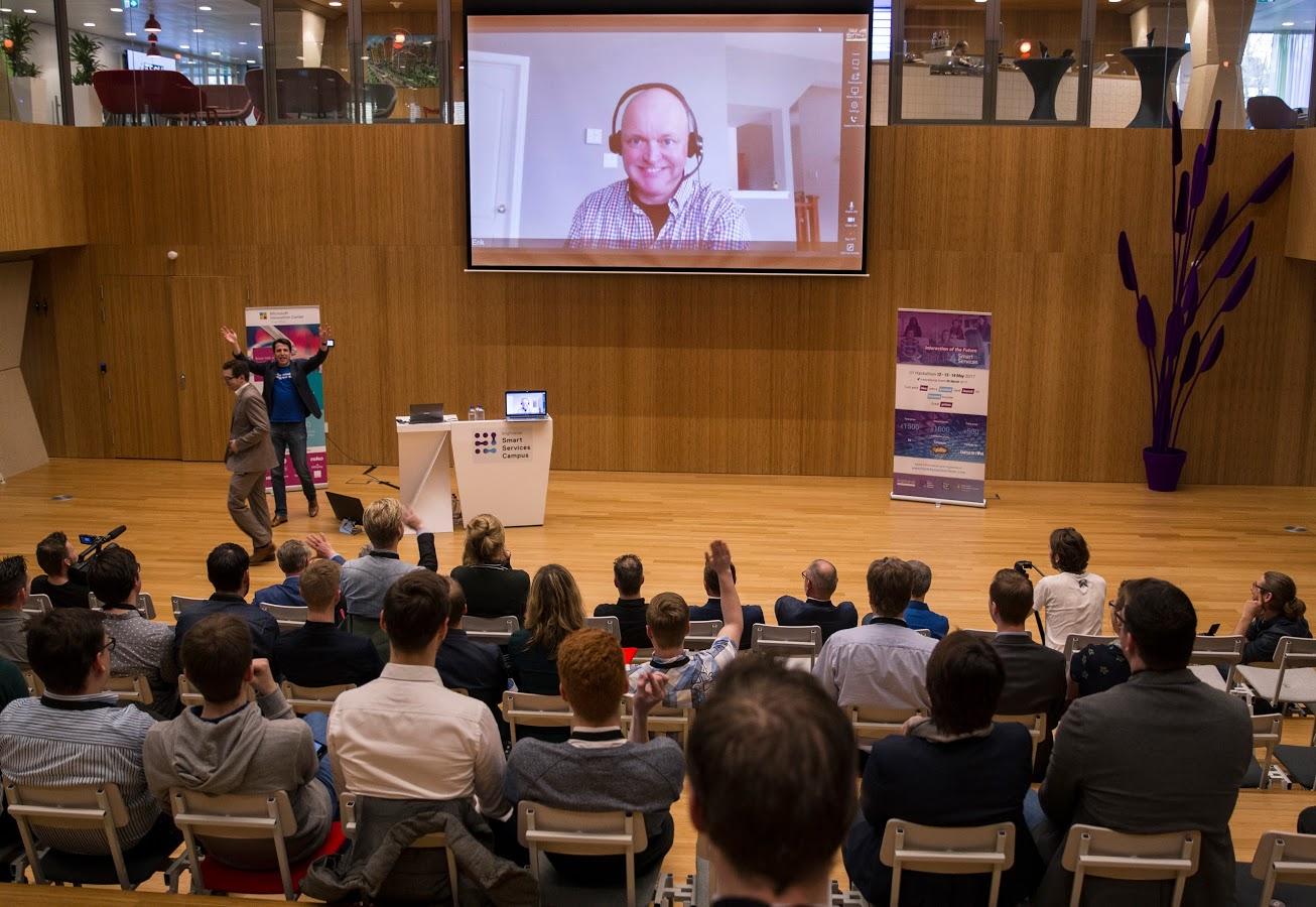 Heerlen 30 maart 2017 Brightlands Hackathon Foto: Harry Heuts