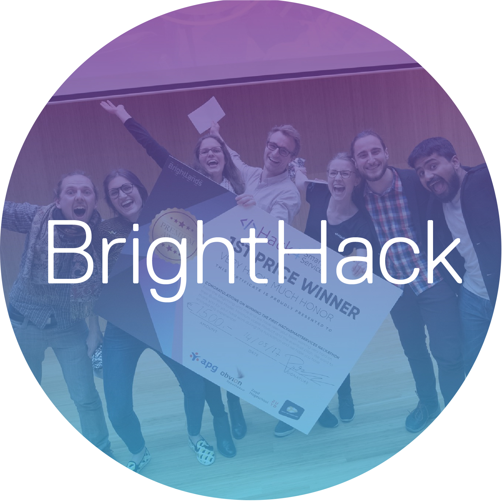 brighthack rond